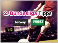 2. Bundesliga Wett-Tipps