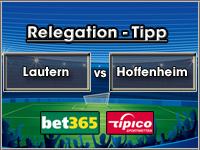 Bundesliga Tipp Kaiserslautern vs Hoffenheim