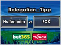 Bundesliga Tipp Hoffenheim vs Kaiserslautern