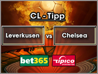 Champions League Leverkusen vs Chelsea