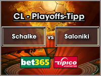 Champions League Tipp Schalke vs PAOK Saloniki