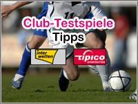 Club-Freundschaftsspiele Tipps