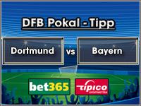 DFB Pokal Tipp Dortmund vs Bayern