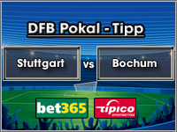 DFB Pokal Tipp Stuttgart vs Bochum
