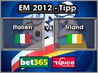 EM 2012 Tipp Italien vs Irland