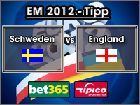 EM 2012 Tipp Schweden vs England