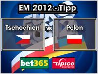 EM 2012 Tipp Tschechien vs Polen