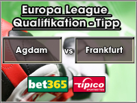 Europa League Tipp Qarabag Agdam vs Frankfurt