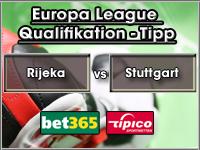 Europa League Tipp Rijeka vs Stuttgart