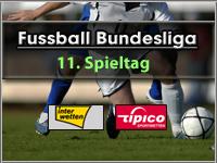 11. Bundesliga Spieltag