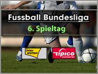 6. Bundesliga Spieltag