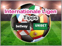 Internationale Fussball Tipps