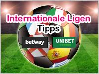 Internationale Fussball Tipps