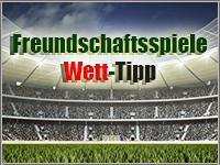 WM Testspiel Tipps