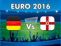 Deutschland - Nordirland EM 2016