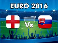 Slowakei - England EM 2016