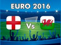 England - Wales EM 2016