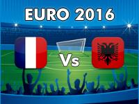 Frankreich - Albanien EM 2016
