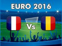 Frankreich - Rumänien EM 2016