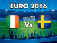 Irland - Schweden EM 2016