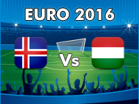 Island - Ungarn EM 2016