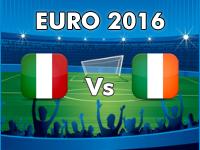Italien - Irland EM 2016