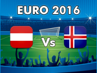 Island - Österreich EM 2016