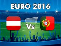 Portugal - Österreich EM 2016