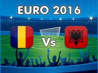 Rumänien - Albanien EM 2016