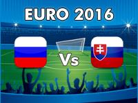 Russland - Slowakei EM 2016