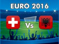 Schweiz - Albanien EM 2016