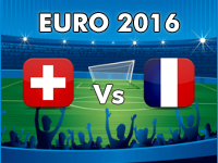 Schweiz - Frankreich EM 2016