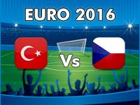 Tschechien - Türkei EM 2016
