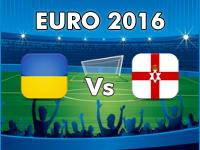 Ukraine - Nordirland EM 2016