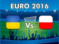 Ukraine - Polen EM 2016
