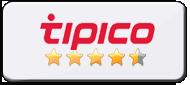 Logo vom Buchmacher Tipico