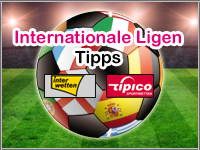 Internationale Ligen Tipps