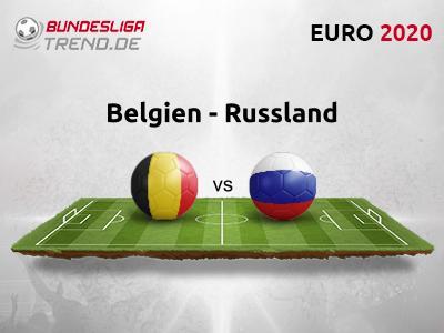 EM 2021 Belgien vs Russland Tipp