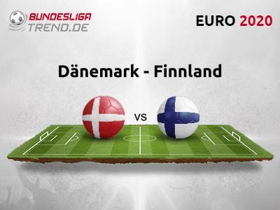 EM 2021 Dänemark vs Finnland Tipp