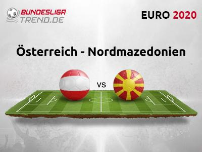 EM 2021 Österreich vs Nordmazedonien Tipp