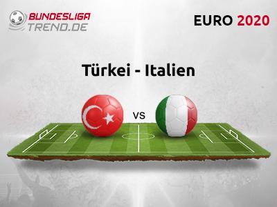 EM 2021 Türkei vs Italien Tipp