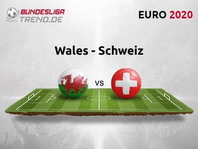 EM 2021 Wales vs Schweiz Tipp
