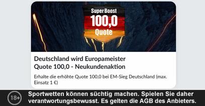 BildBet EM Deutschland Wette