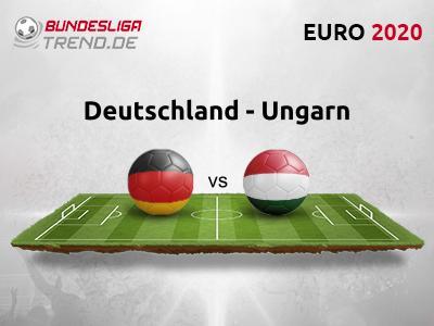 EM 2021 Deutschland gegen Ungarn Tipp