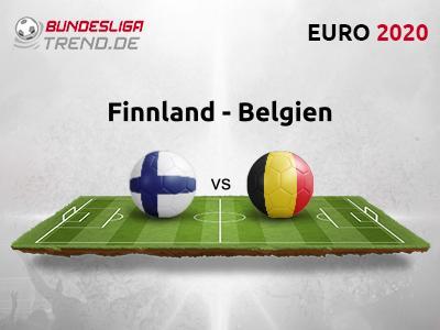 EM 2021 Finnland gegen Belgien Tipp