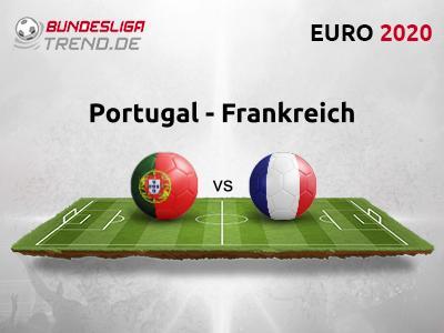 EM 2021 Portugal gegen Frankreich Tipp
