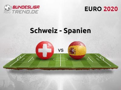 EM 2021 Schweiz gegen Spanien Tipp