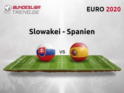 EM 2021 Slowakei gegen Spanien Tipp