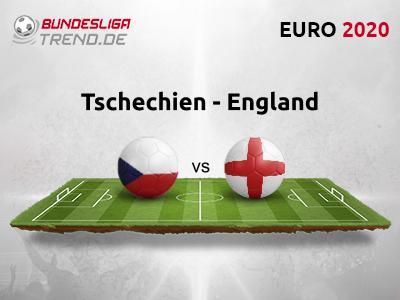 EM 2021 Tschechien gegen England Tipp