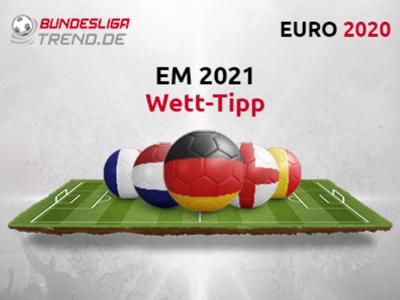 EM 2021 Italien - England Tipp